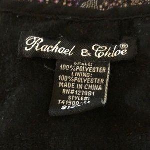 Rachael & Chloe Tops - Rachel & Chloe sheer and sequin size large